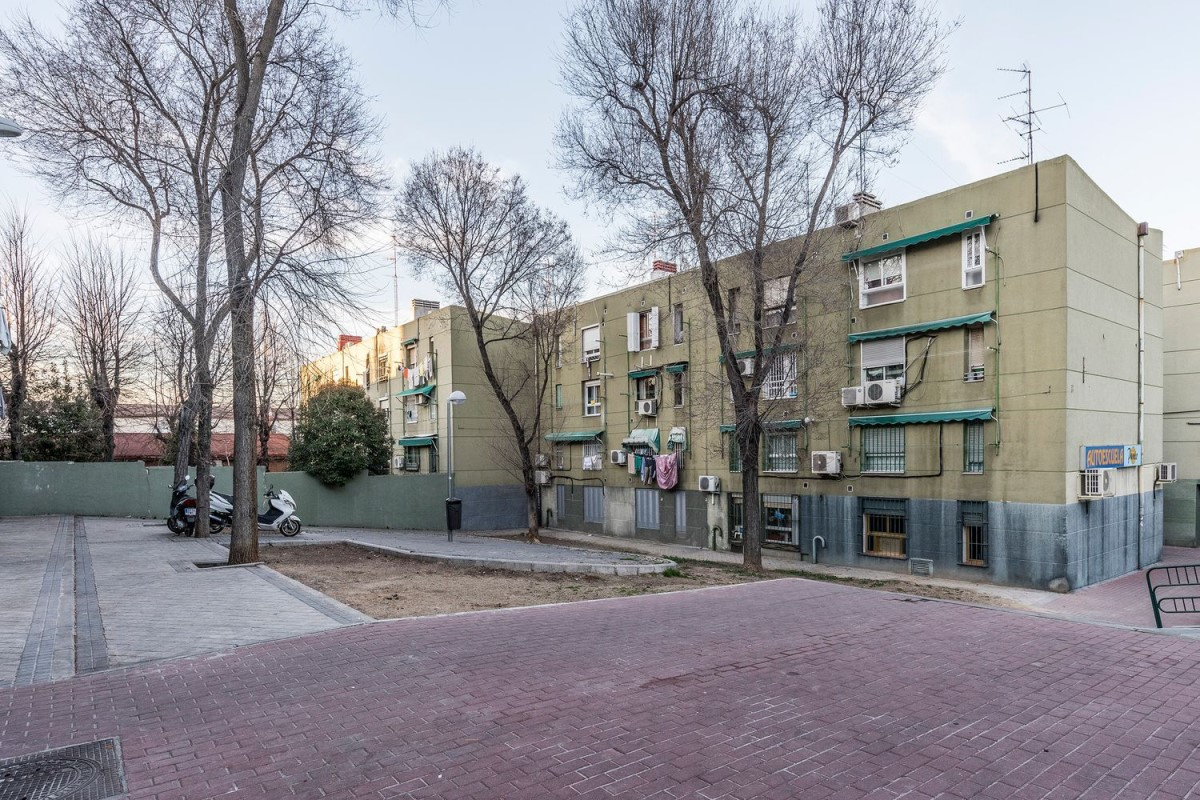 Apartment  For Sale in San Blas, Madrid