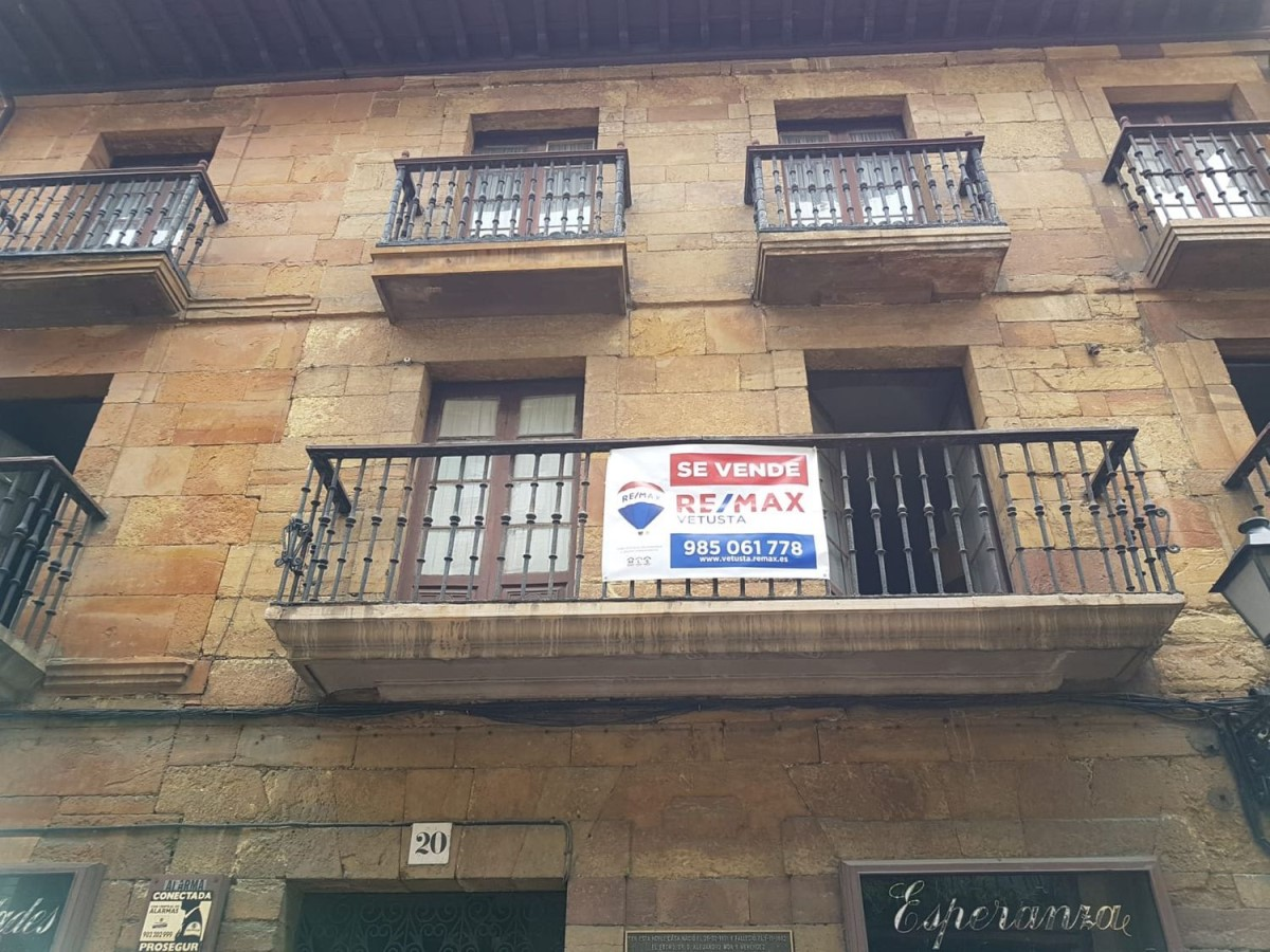 Edificio de Viviendas en Venta en Centro, Oviedo