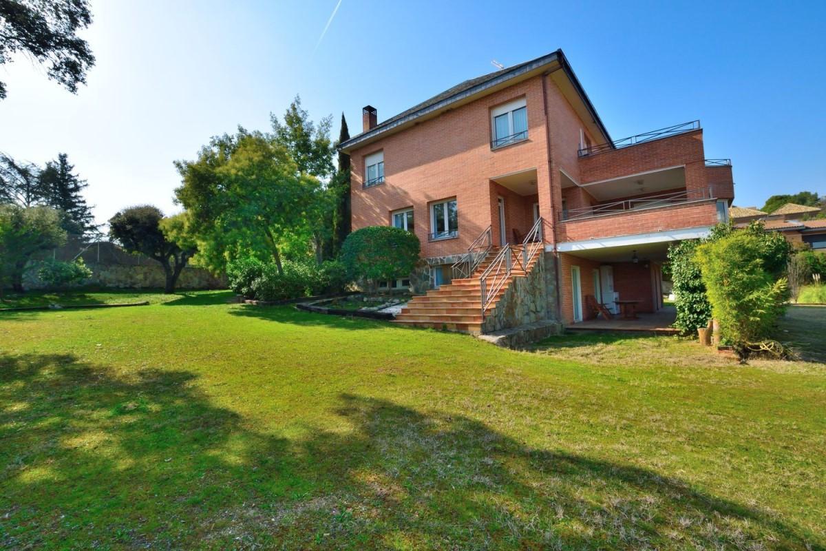 House  For Sale in Molino De La Hoz, Rozas de Madrid, Las