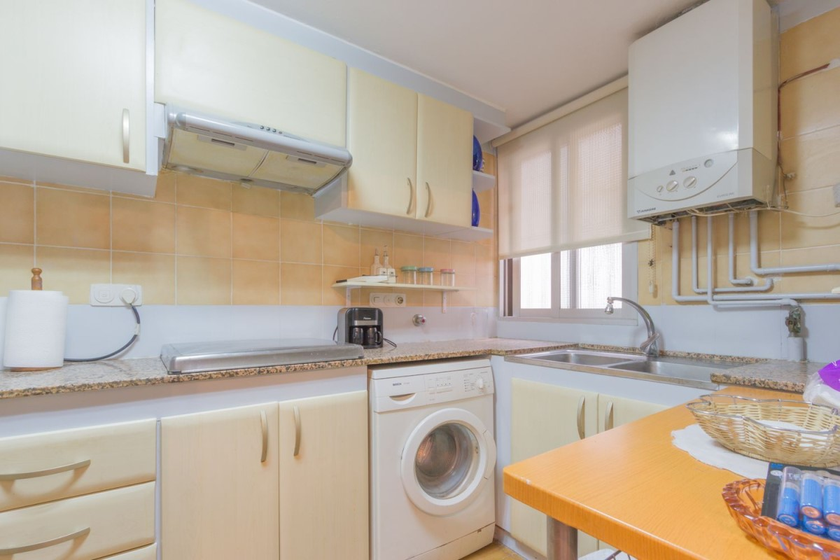 Apartment  For Rent in L´Eixample, València