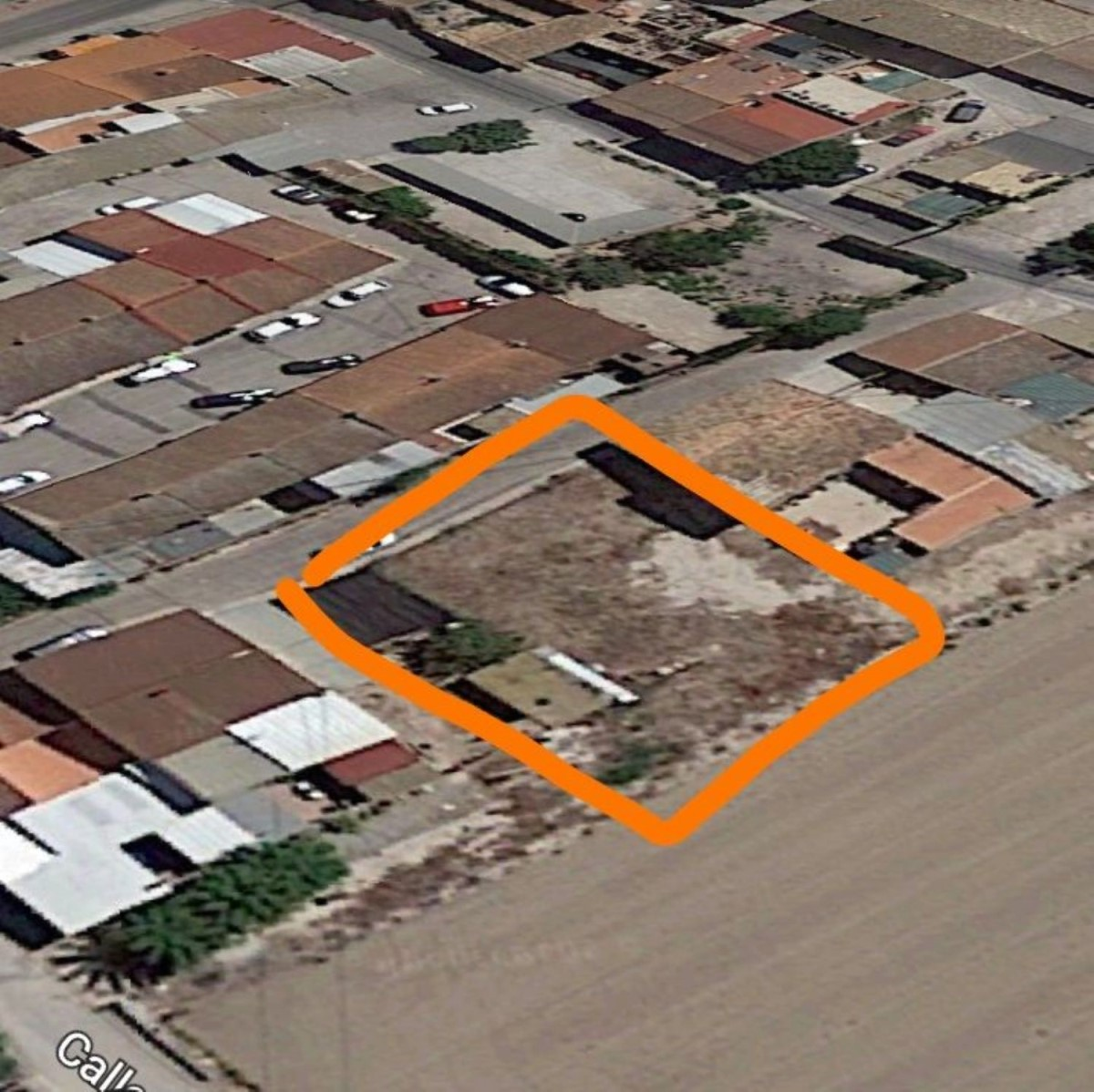 Suelo Urbano en Venta en Pedanías Este, Murcia