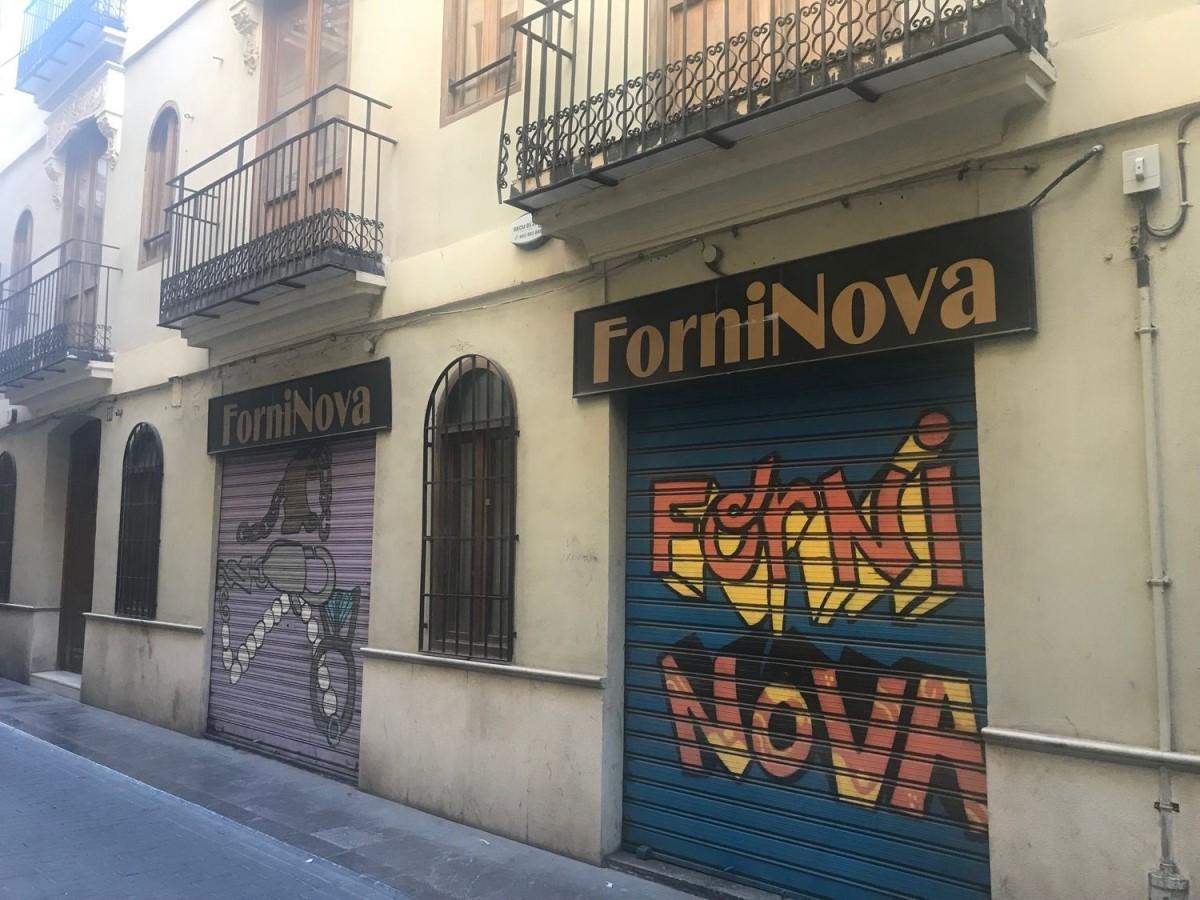 Local Comercial en Alquiler en Ciutat Vella, València