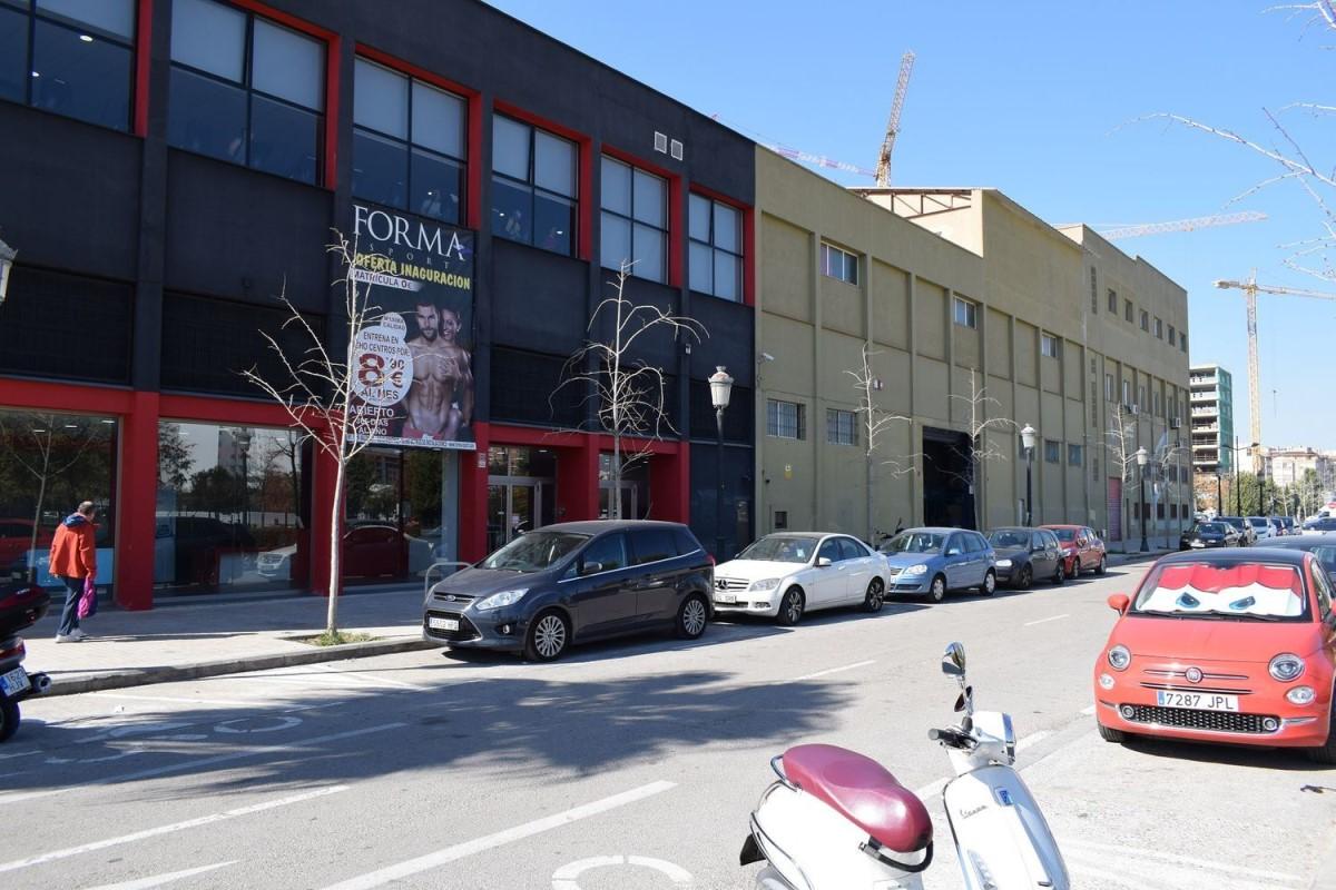 Nave Industrial en Alquiler en Jesús, València