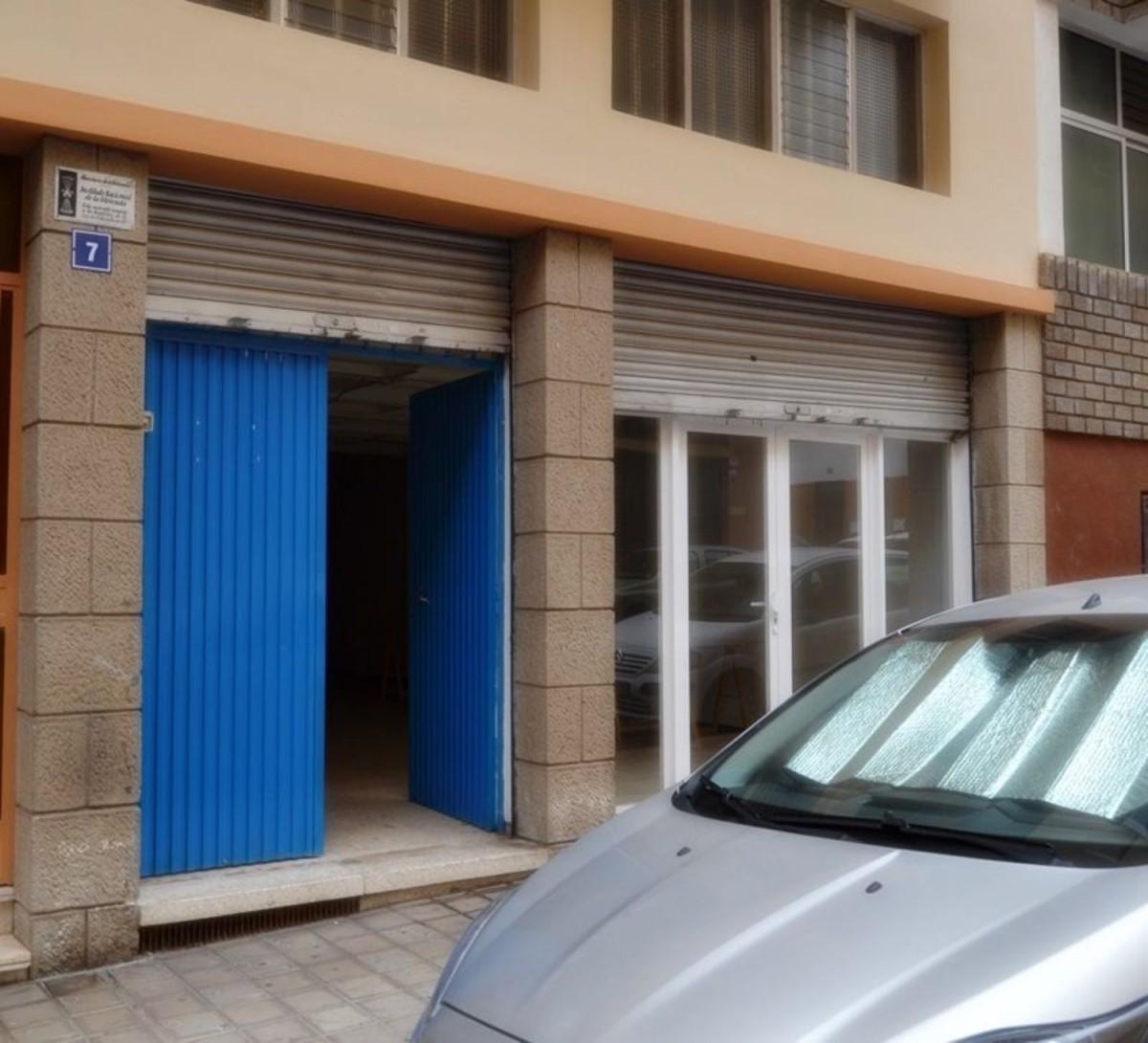 Local Comercial en Venta en Tome Cano, Santa Cruz de Tenerife