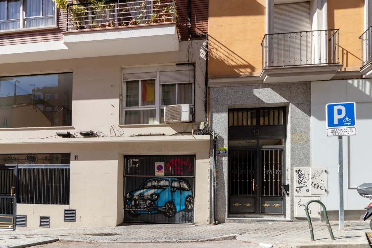 Parking  For Sale in Chamberi, Madrid