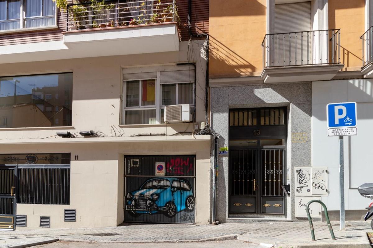 Garaje en Venta en Chamberi, Madrid