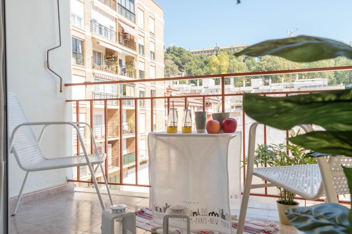 Piso en Alquiler en Centro, Málaga