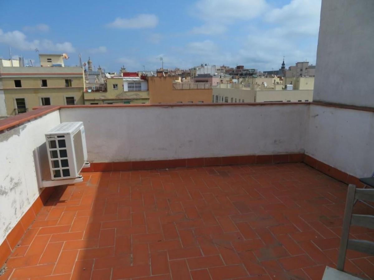 Penthouse  For Sale in Ciutat Vella, Barcelona