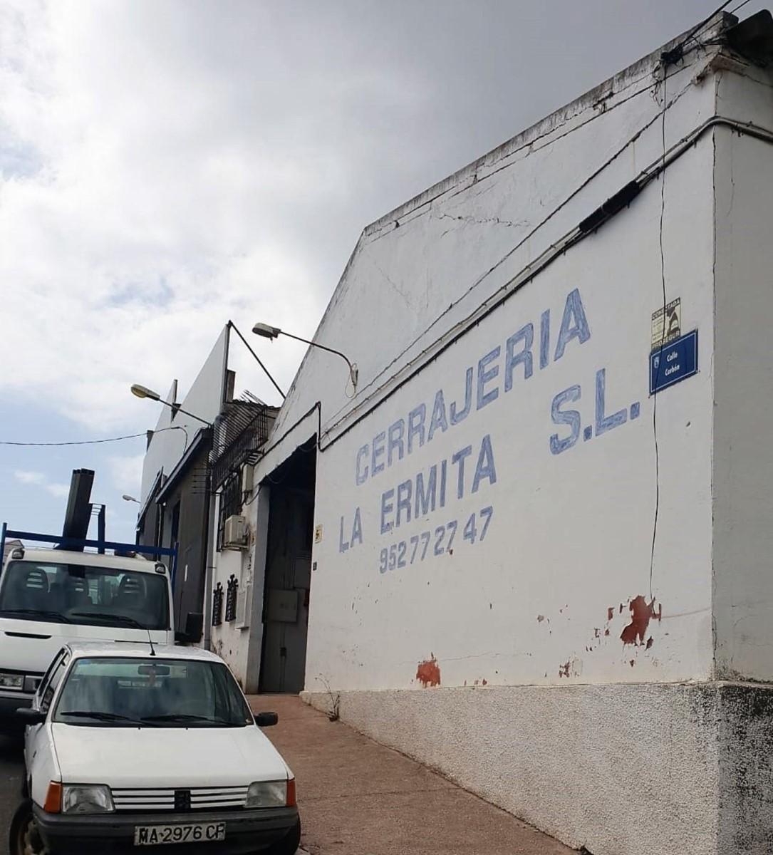 Nave Industrial en Venta en Marbella Pueblo, Marbella