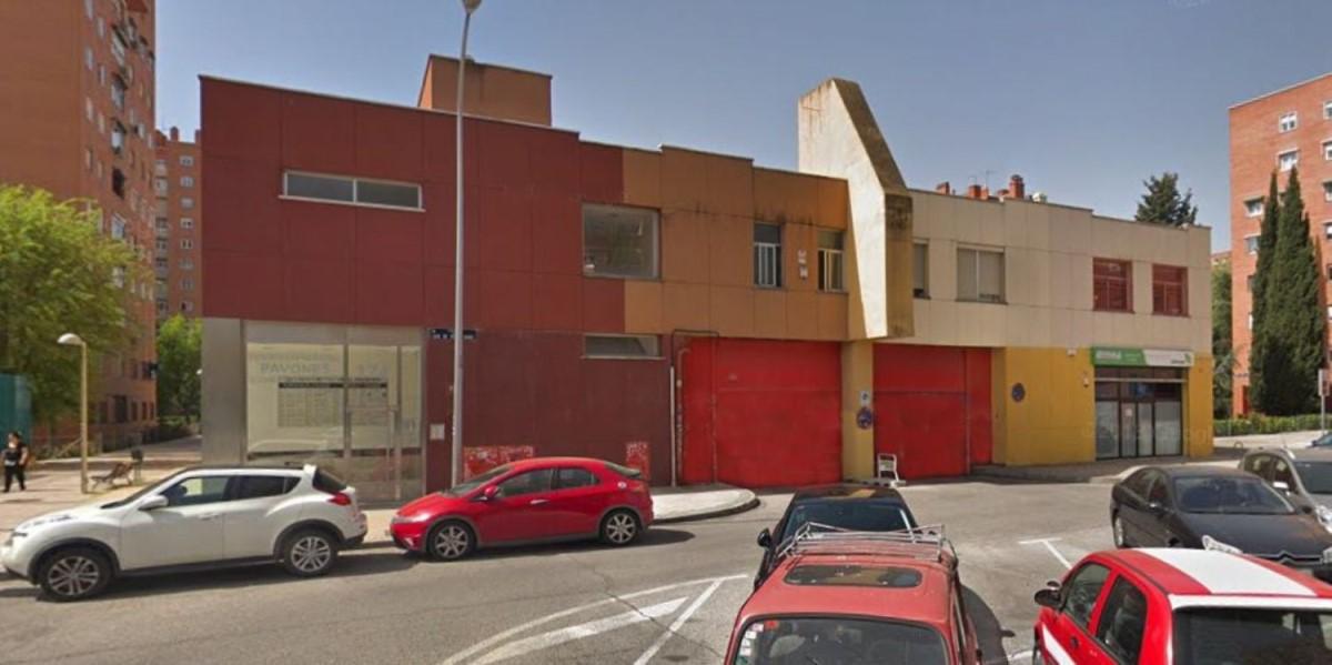 Oficina en Venta en Moratalaz, Madrid