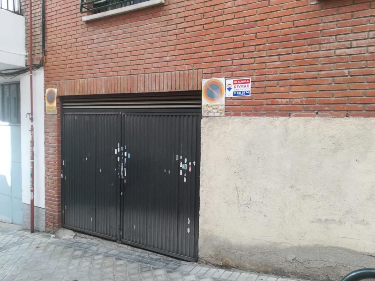 Garaje en Alquiler en Tetuán, Madrid
