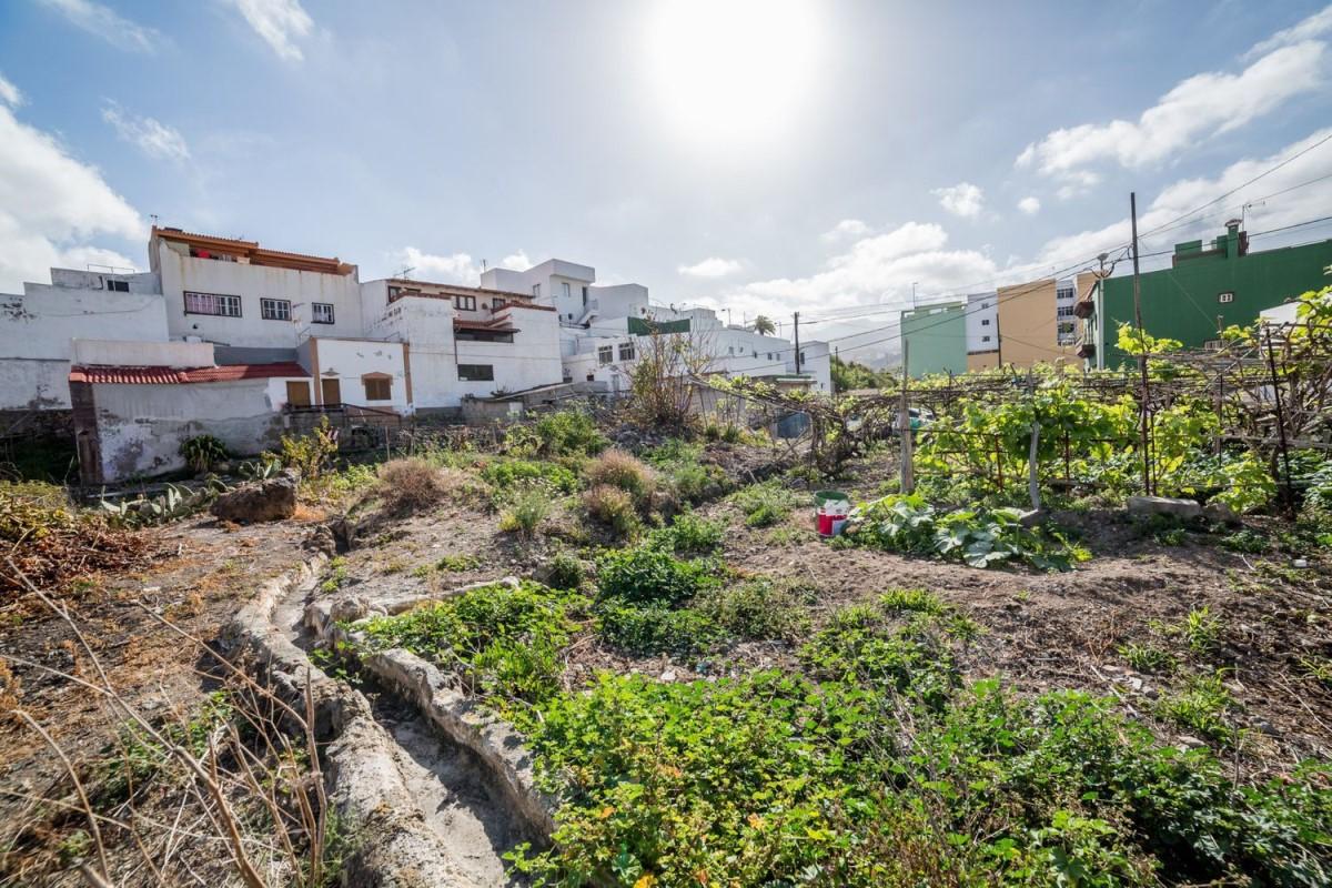 Suelo Urbano en Venta en  Icod de Los Vinos