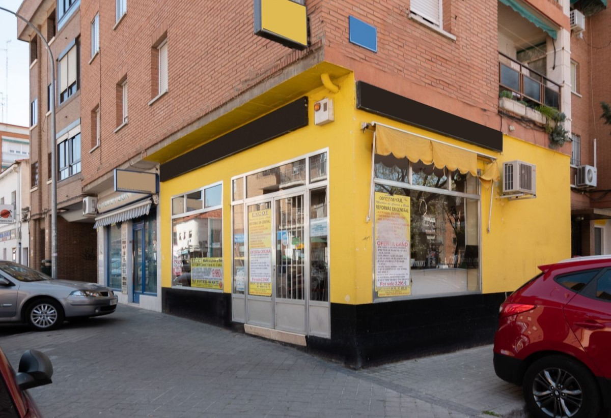 Retail premises  For Sale in  Móstoles