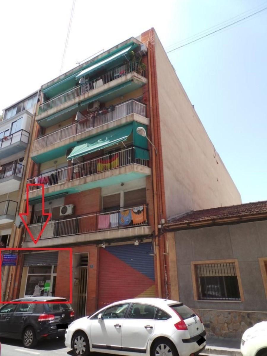 Local Comercial en Venta en Los Ángeles-Tómbola-San Nicolás, Alicante/Alacant
