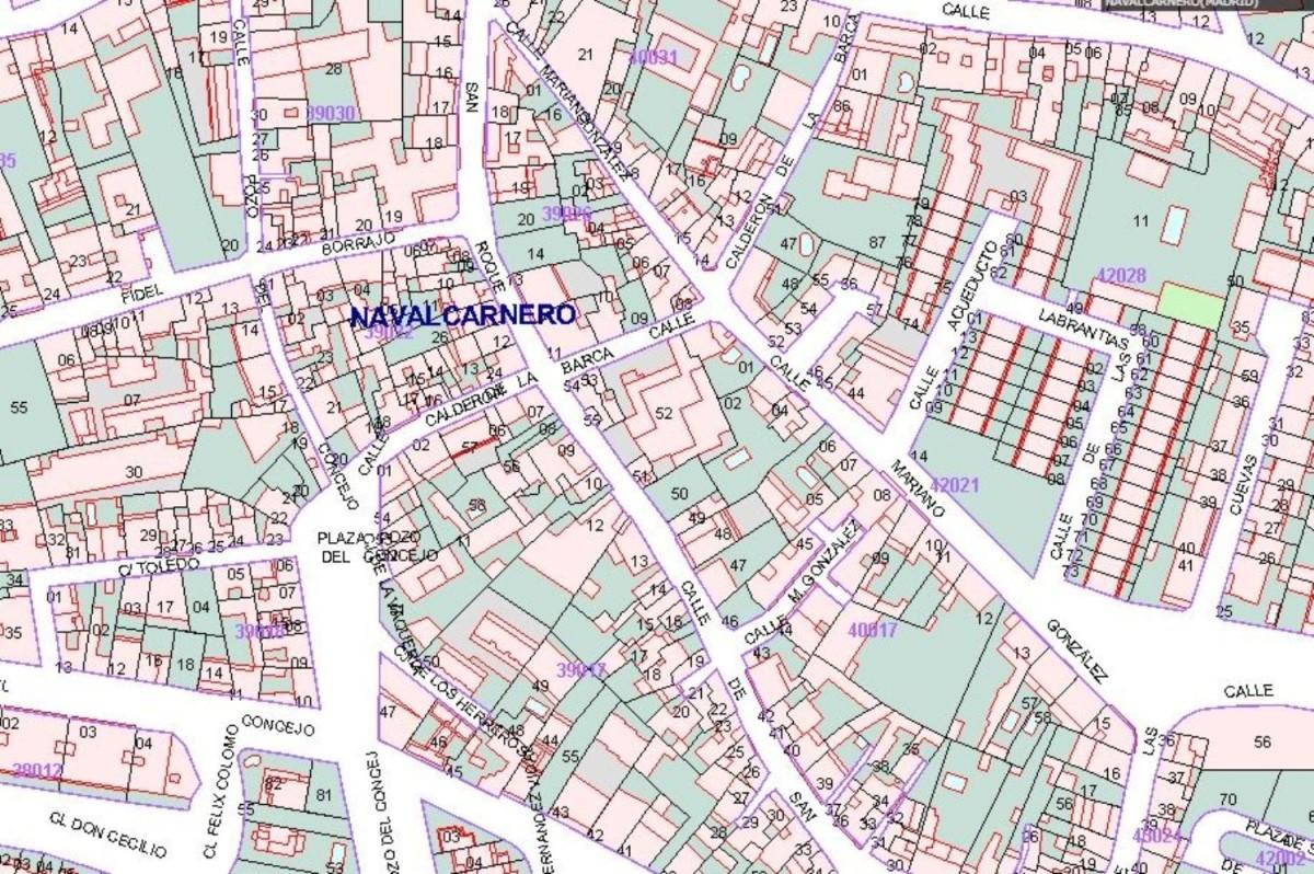 Urban lot  For Sale in  Navalcarnero