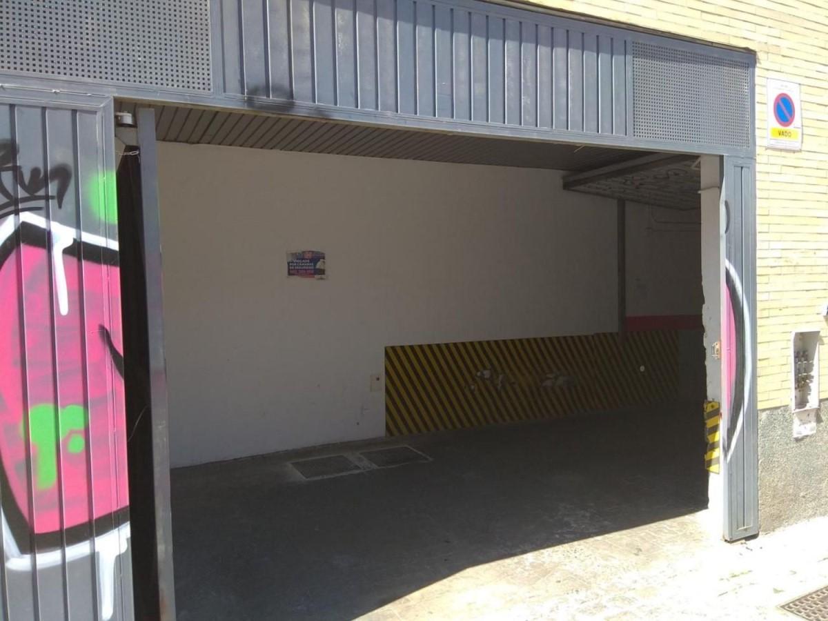 Garaje en Venta en centro, Sevilla