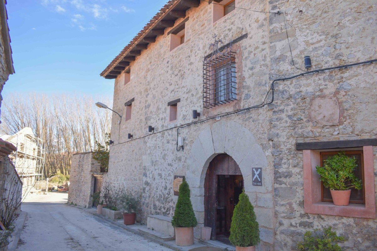Casa Rural en Venta en  Terriente