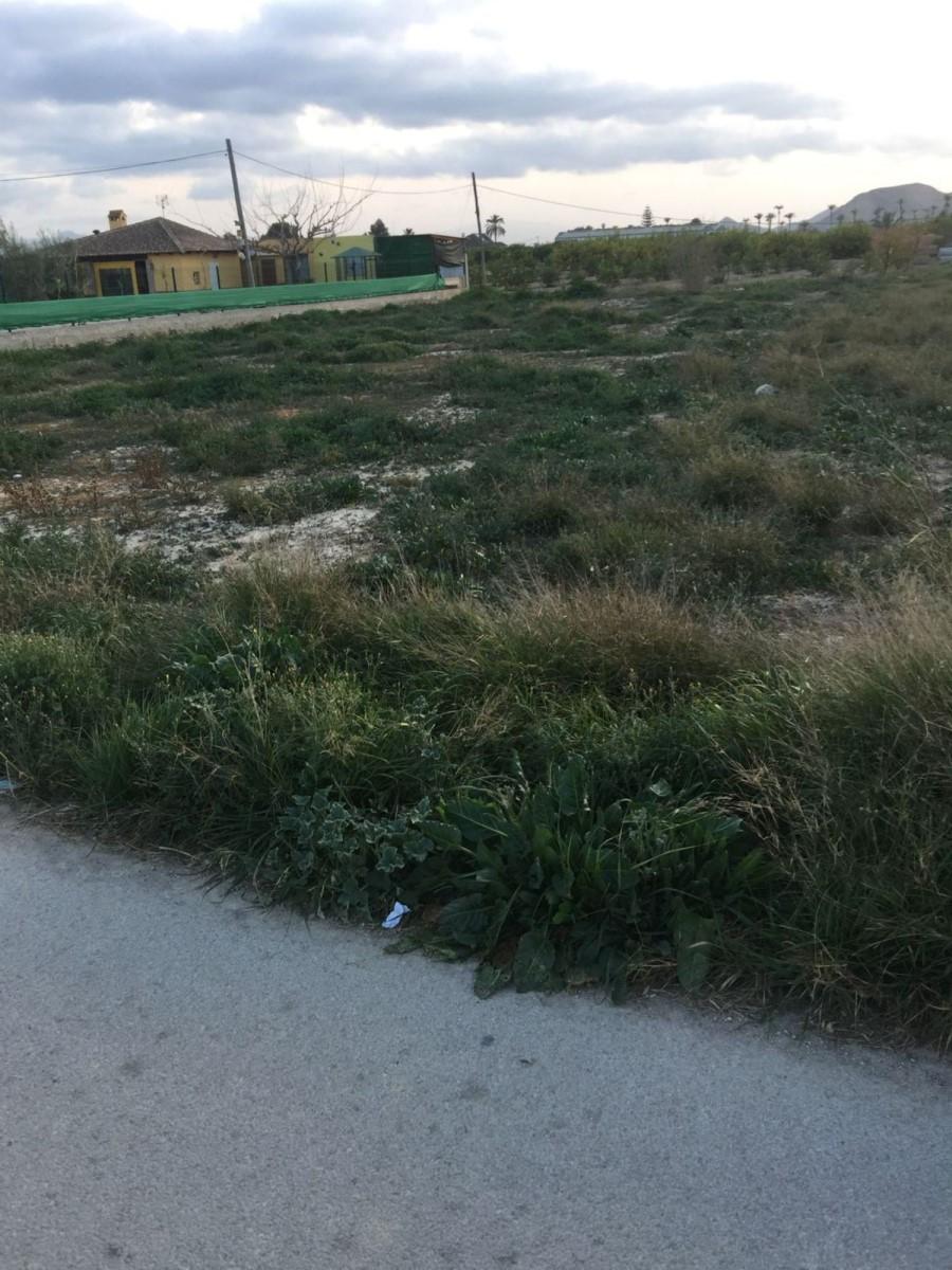 Suelo Urbano en Venta en  Santomera