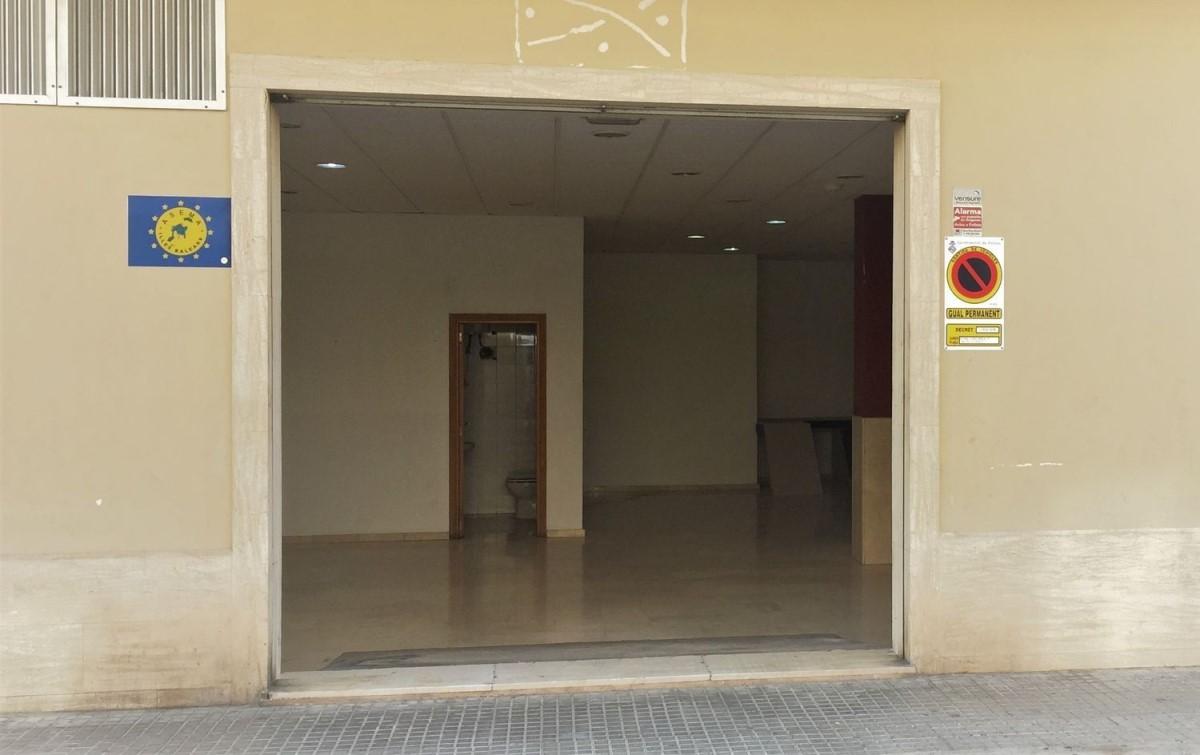 Local Comercial en Alquiler en Las Avenidas, Palma de Mallorca