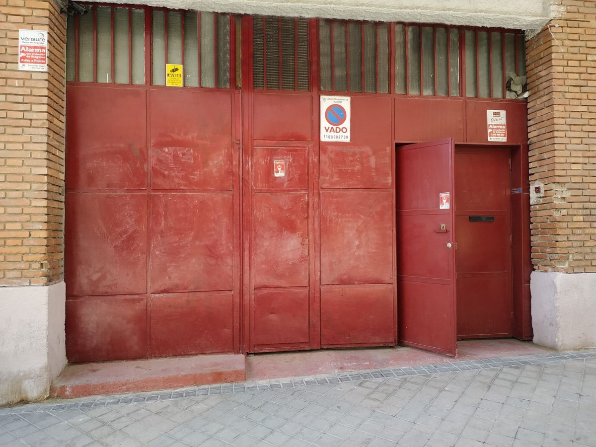 Nave Industrial en Venta en Carabanchel, Madrid