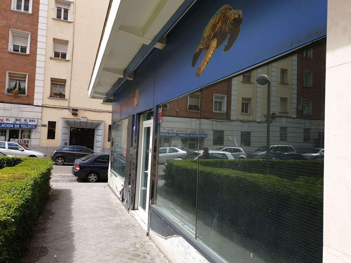 Local Comercial en Alquiler en Chamartín, Madrid