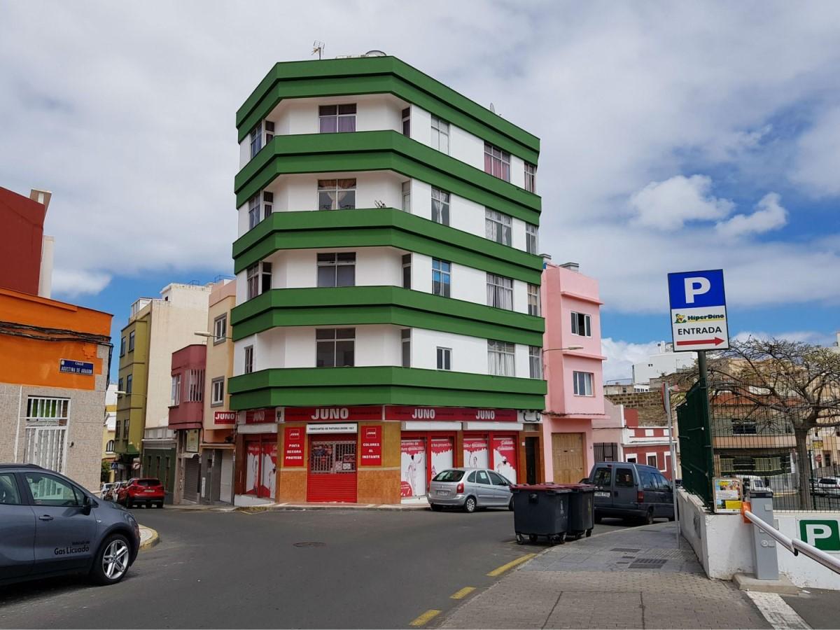 Atico en Alquiler en Ciudad Alta, Palmas de Gran Canaria, Las