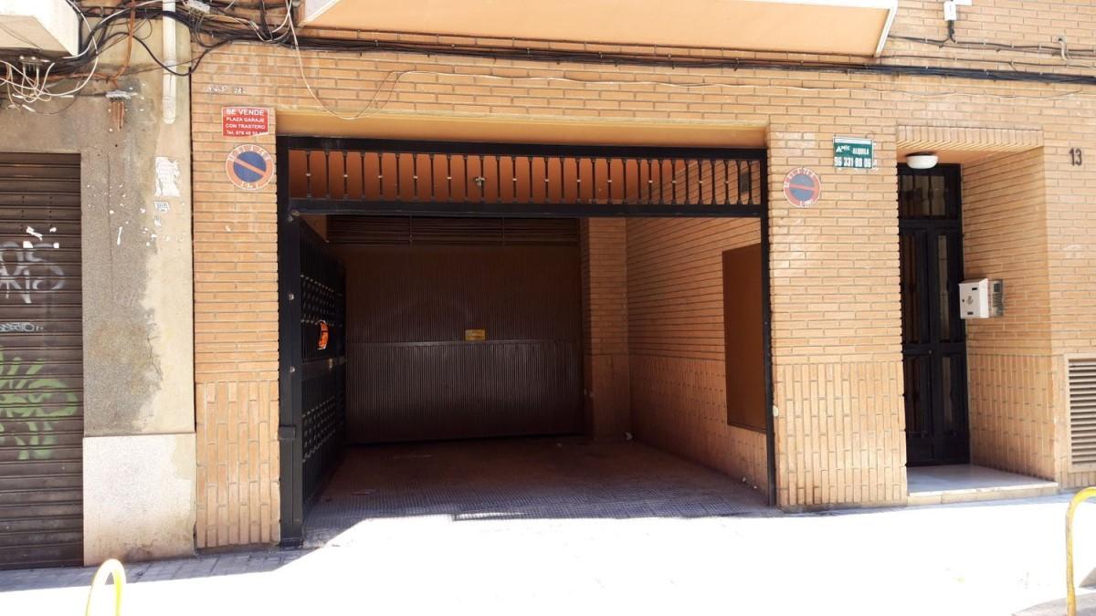 Garaje en Alquiler en Algirós, València