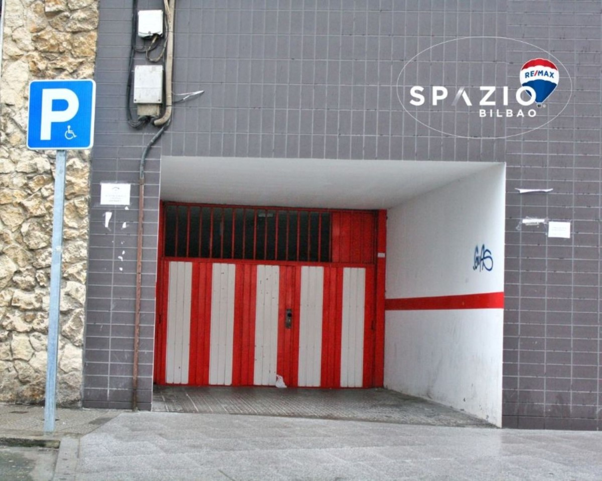 Garaje en Venta en  Santurtzi