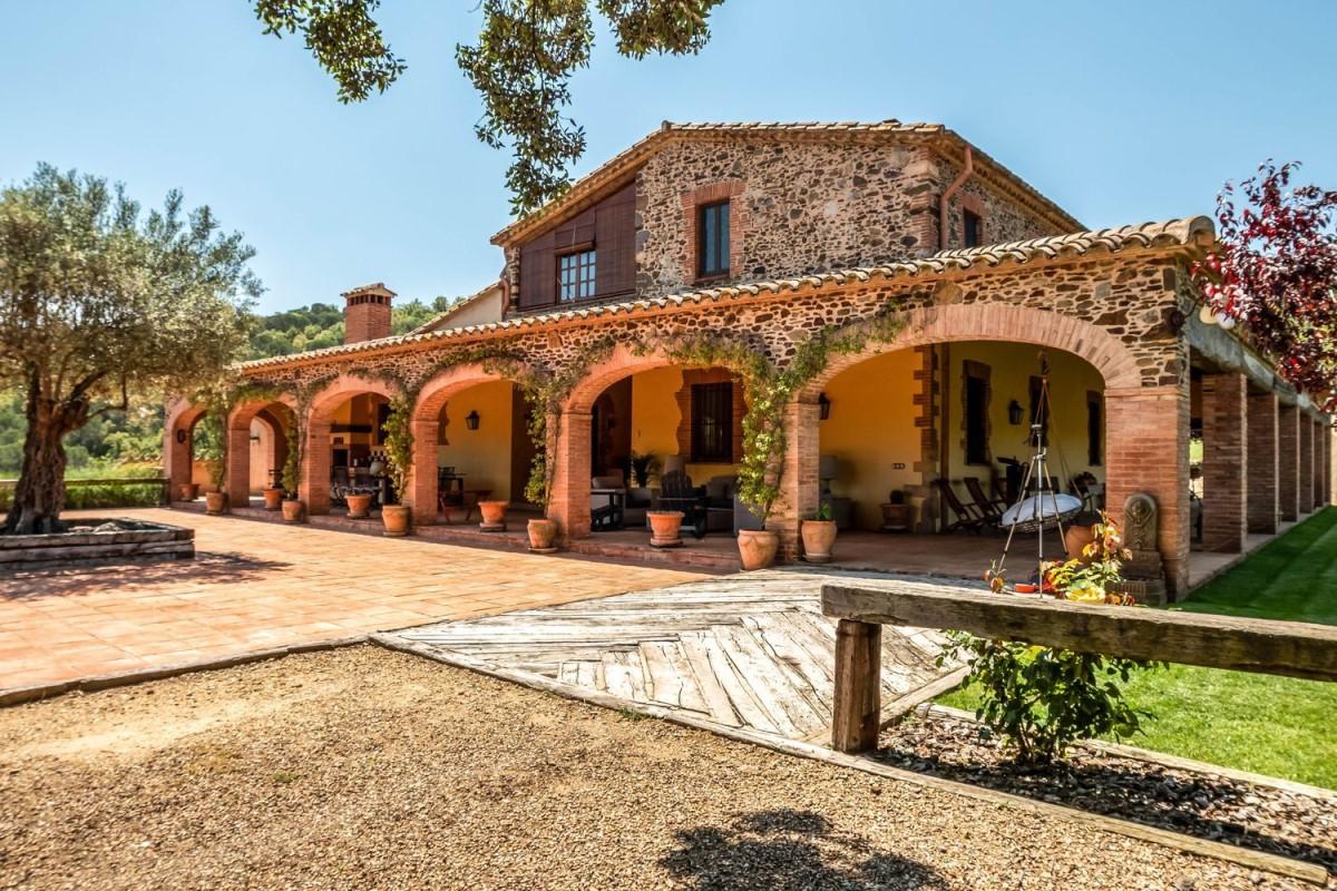 Casa Rural en Venta en  Cruïlles, Monells i Sant Sadurní de l´Heura