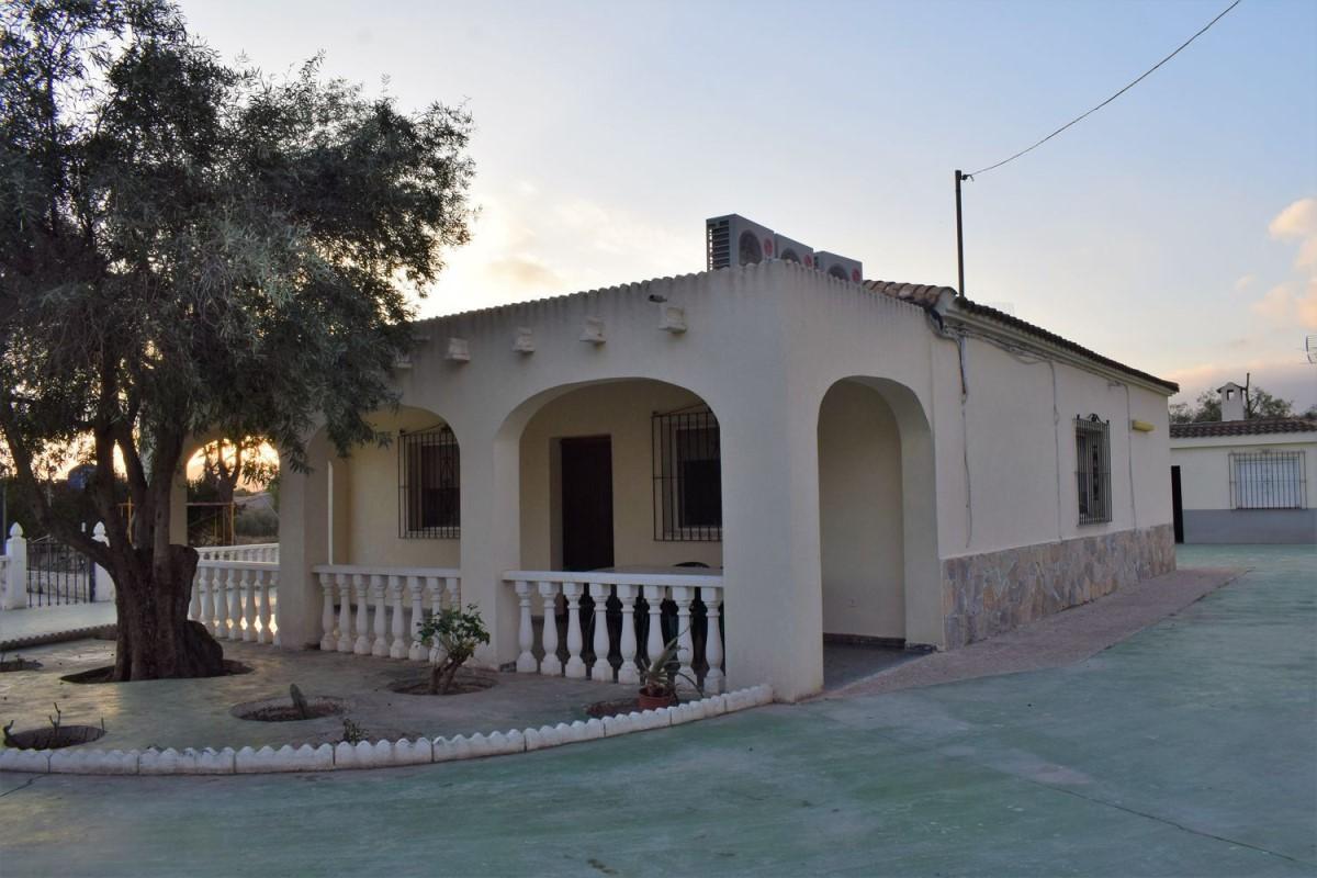 Chalet en Venta en  San Vicente del Raspeig