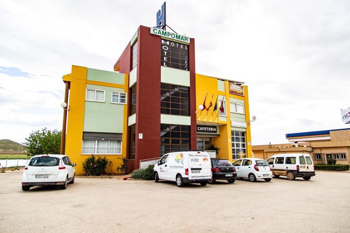 Edificio de Viviendas en Venta en  Cartagena
