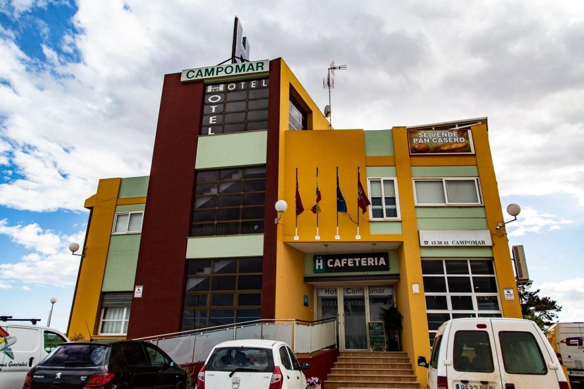 Edificio Dotacional en Venta en  Cartagena