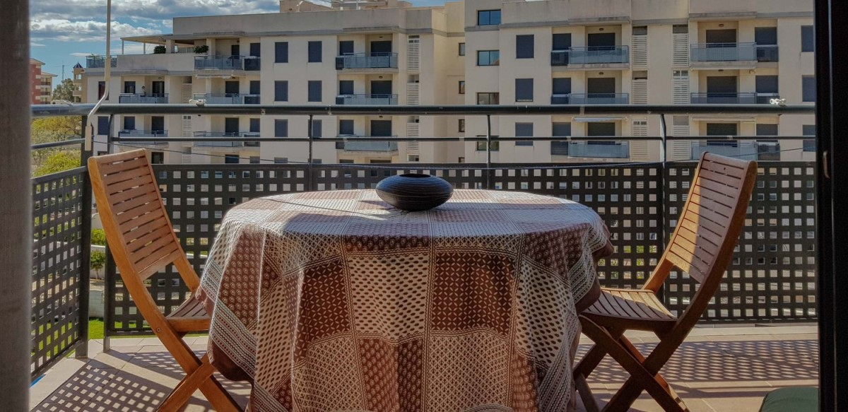 Appartement  à louer à  Canet d´en Berenguer