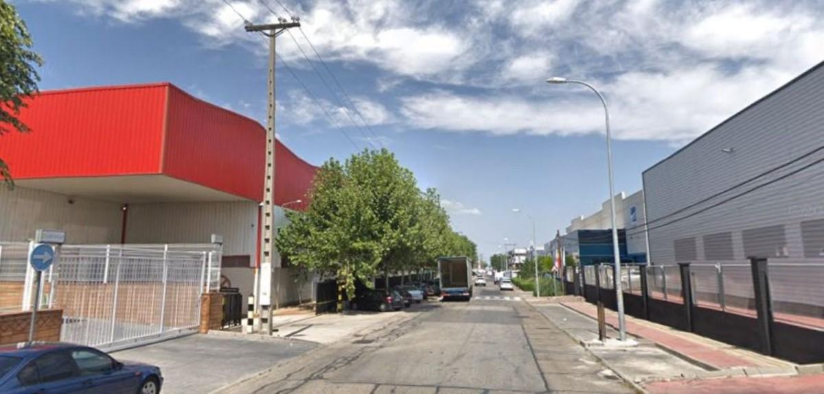 Nave Industrial en Venta en  Pinto