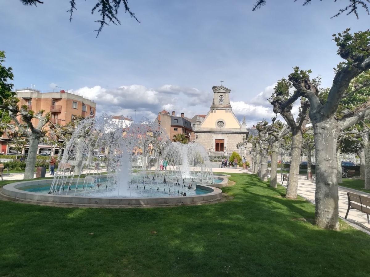 Dúplex en Venta en  Guadarrama