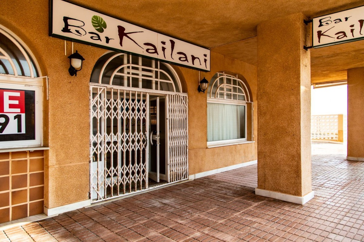Local Comercial en Venta en  Manga del Mar Menor, La