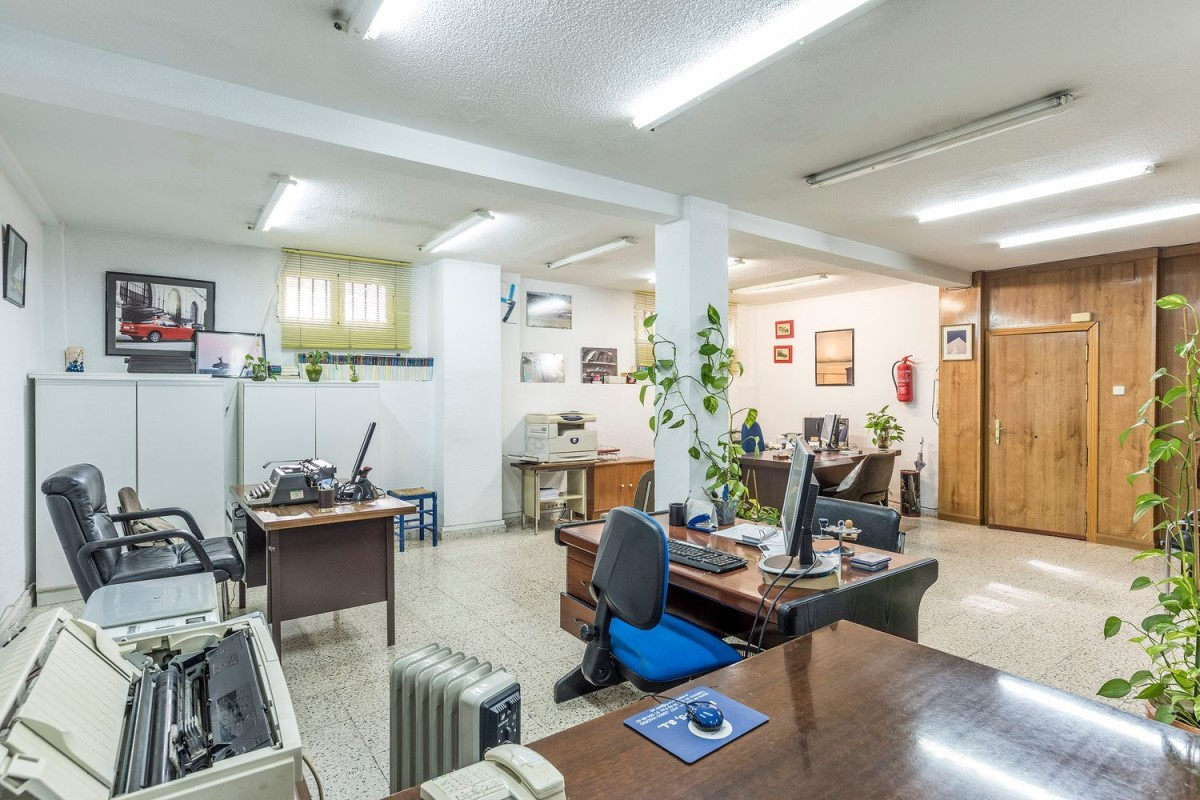 Office  For Sale in Chamartín, Madrid