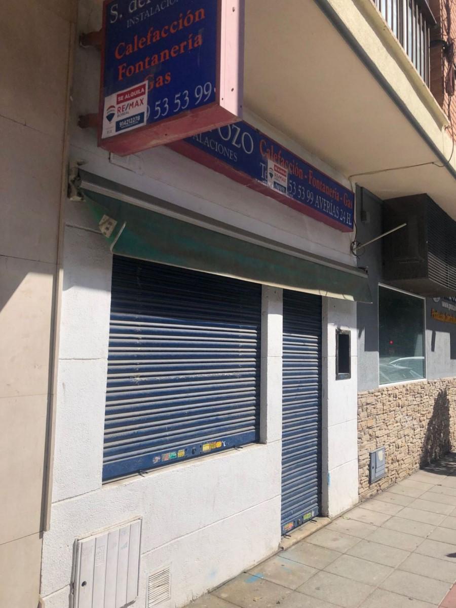 Local Comercial en Alquiler en  San Fernando de Henares