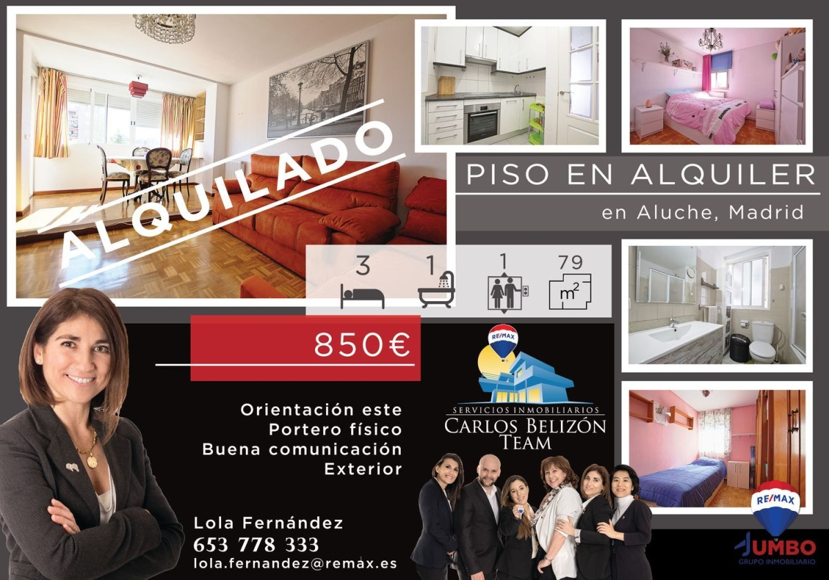 Piso en Alquiler en Latina, Madrid