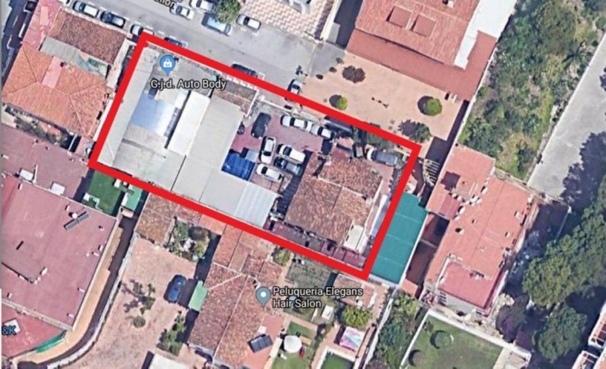 Suelo Urbano en Venta en  Torremolinos