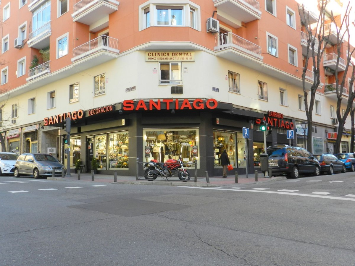 Retail premises  For Rent in Arganzuela, Madrid