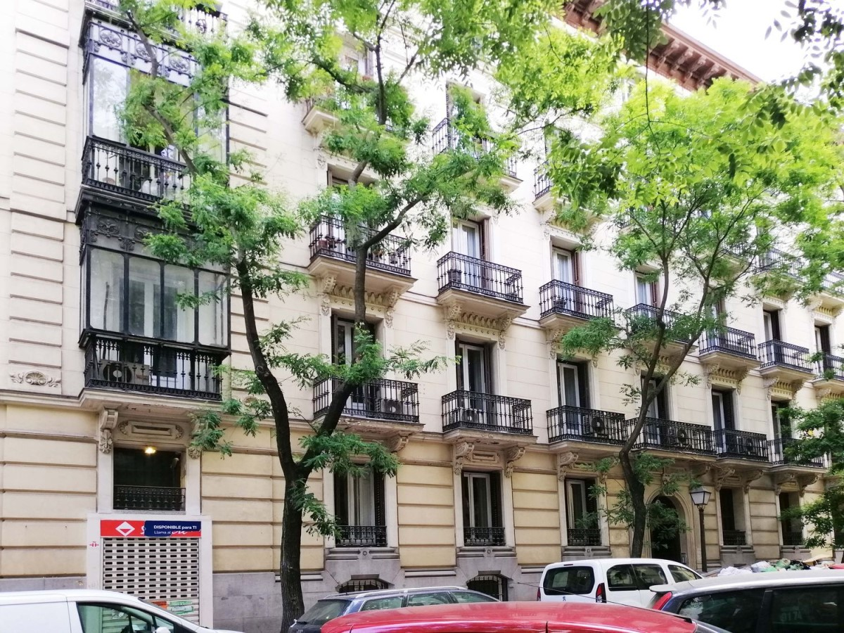 Office  For Sale in Salamanca, Madrid