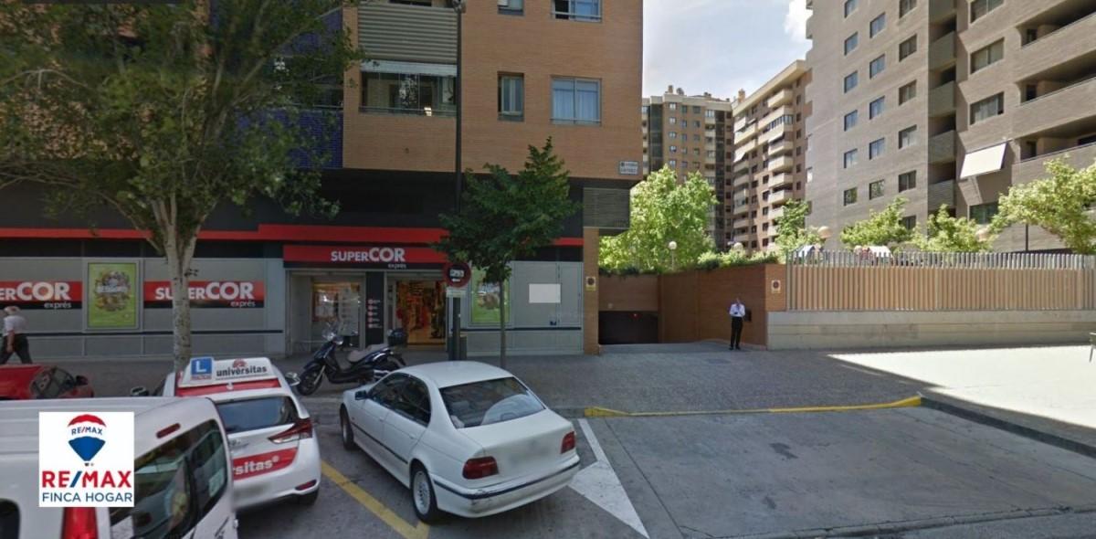 Garaje en Venta en Pol Universidad Romareda, Zaragoza