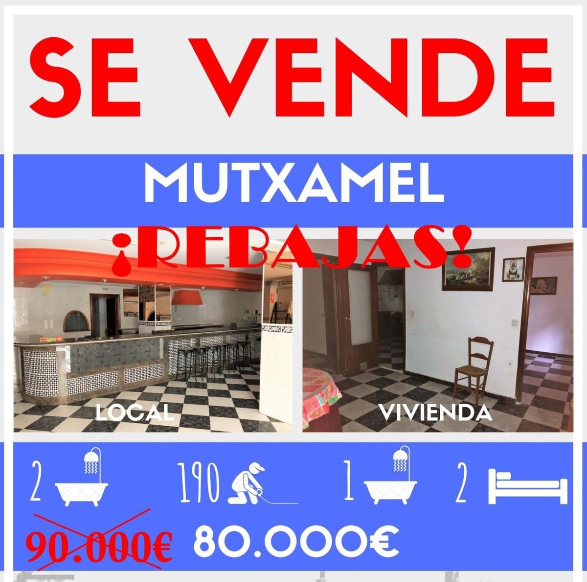 Local Comercial en Venta en  Mutxamel