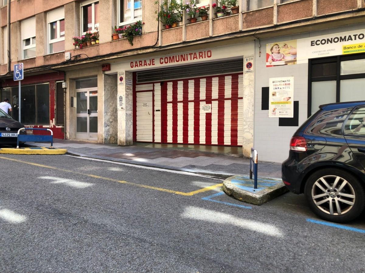 Garaje en Alquiler en  Santander