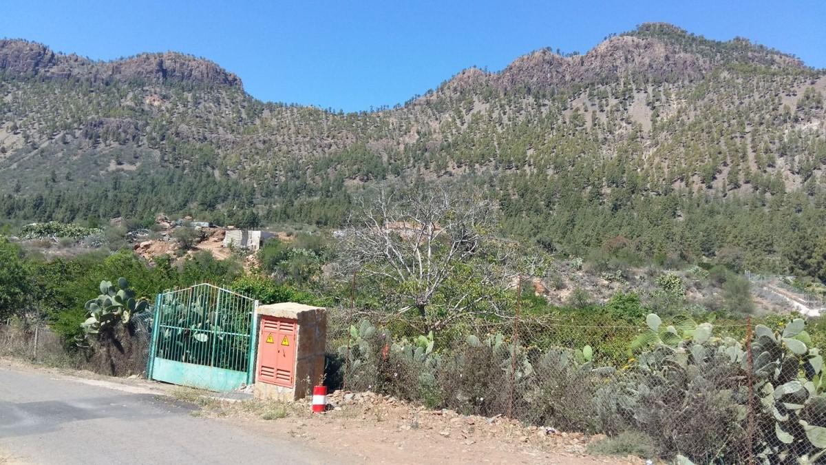 Suelo No Urbano en Venta en  San Bartolomé de Tirajana