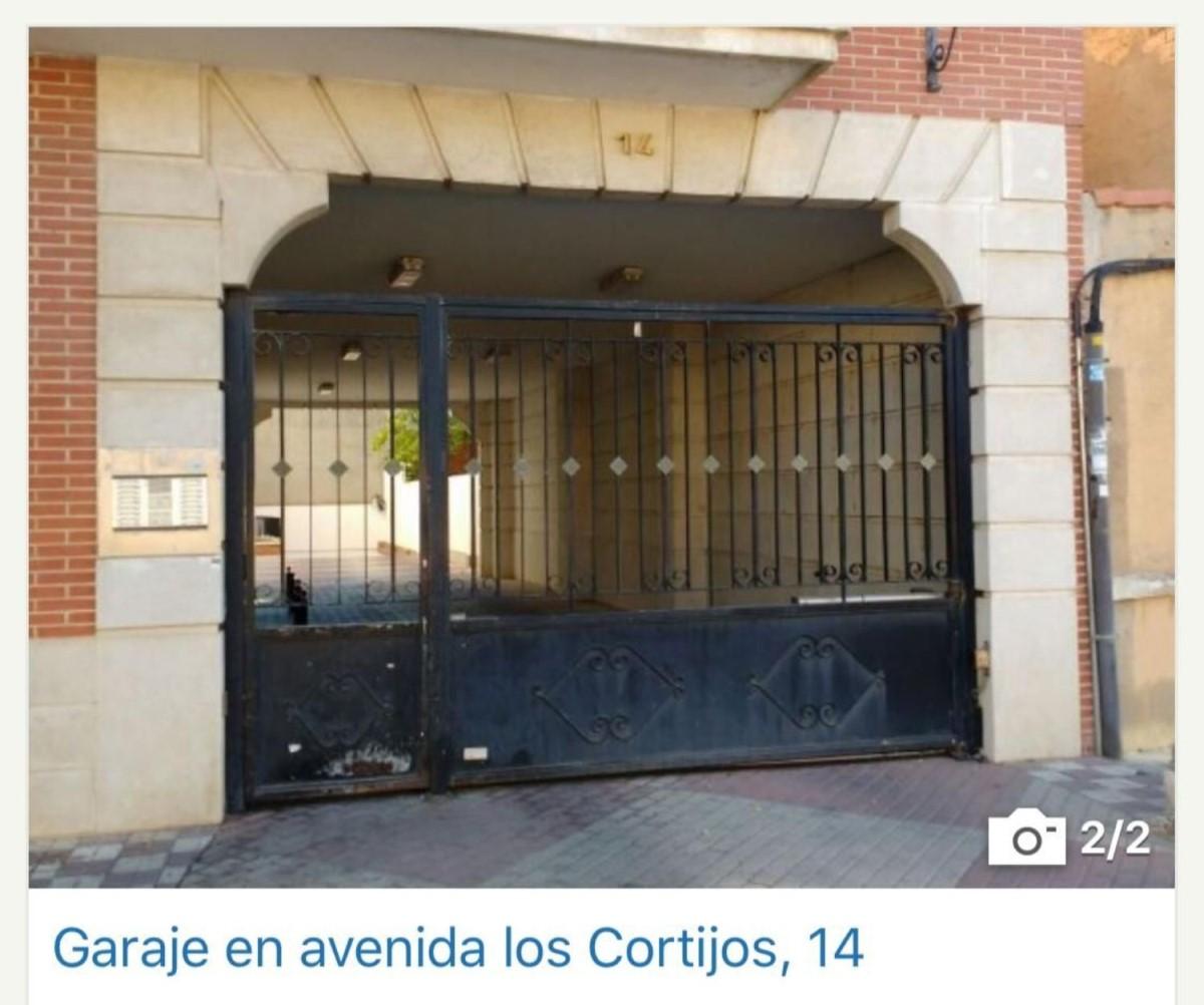 Garaje en Venta en  Cigales