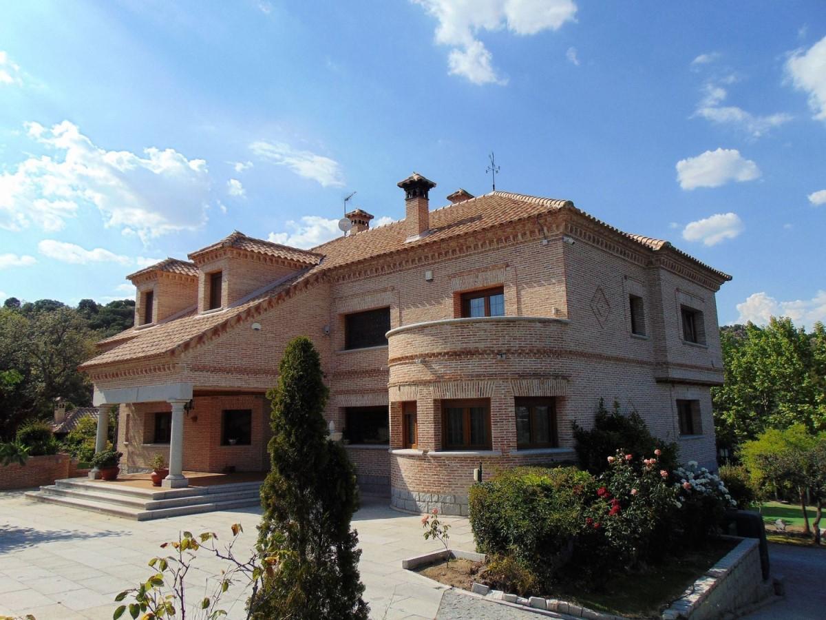 Chalet en Alquiler en Molino De La Hoz, Rozas de Madrid, Las