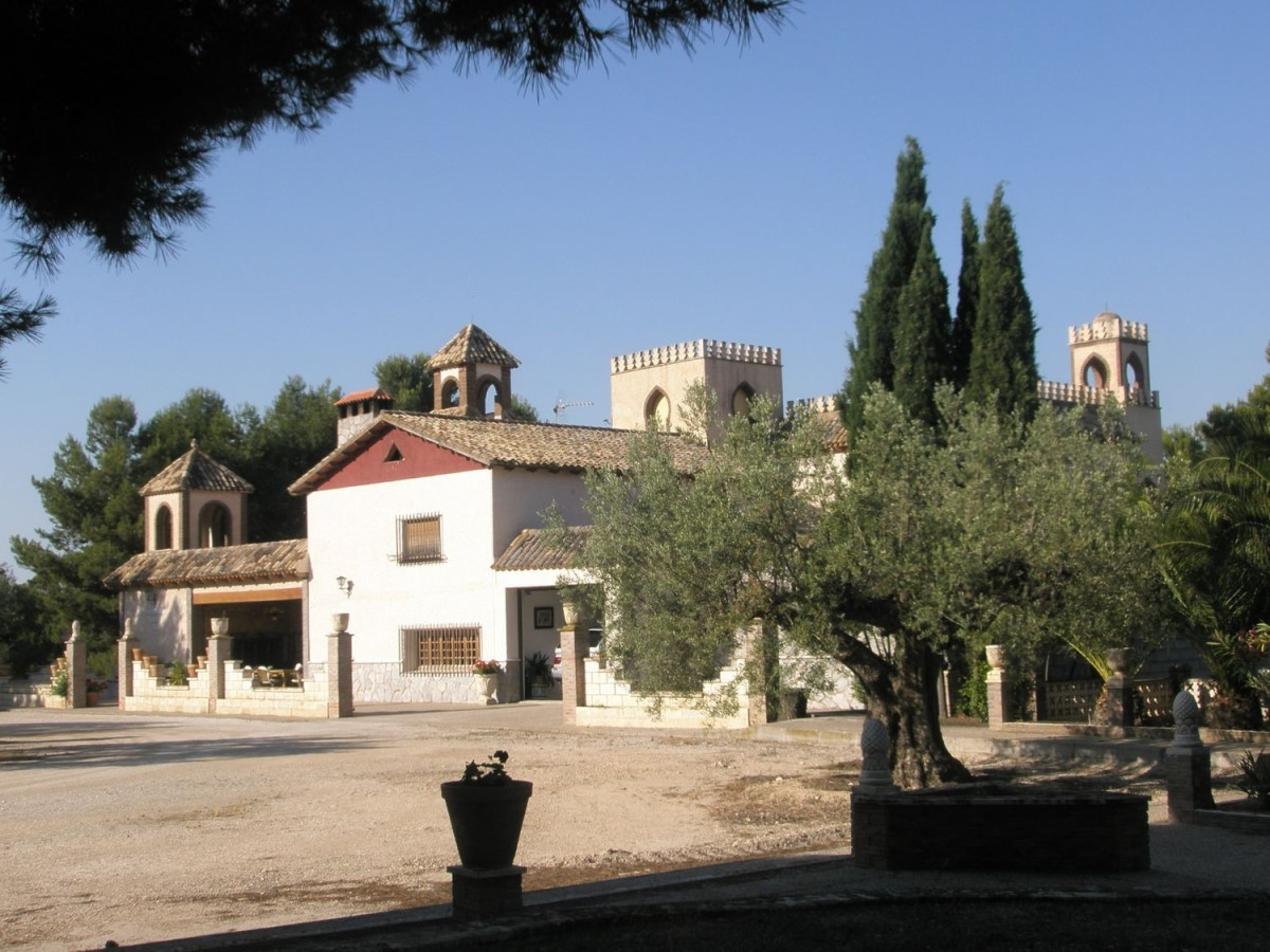 Casa Rural en Venta en  Tibi