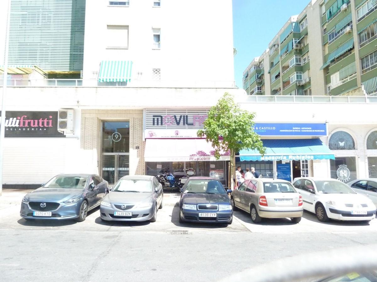 Local Comercial en Alquiler en Bailén - Miraflores, Málaga